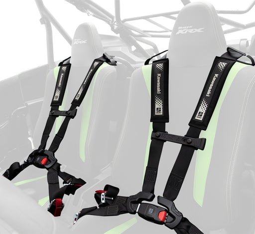 Kawasaki Teryx KRX 1000 Click-6 Complete 6-Point Harness Kit