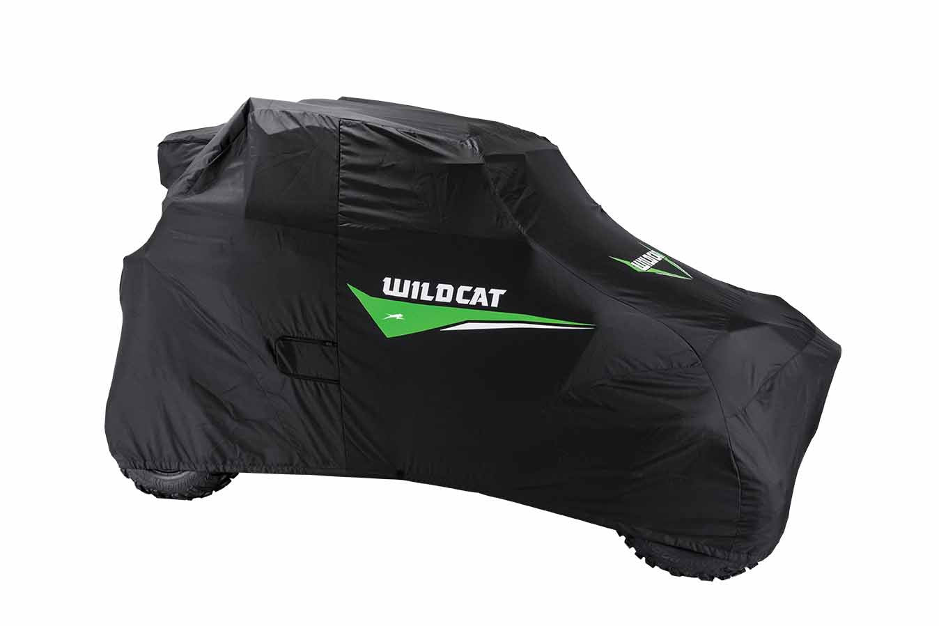 Arctic Cat Wildcat Trail & Sport Transport / Storage Cover (with Angle Bars & Spare Tire Carrier)