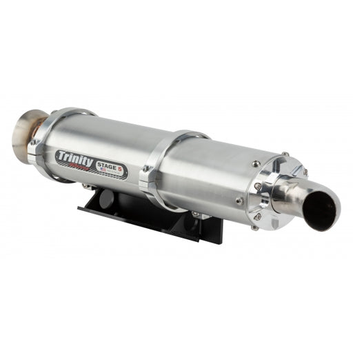 TRINITY RACING WILDCAT XX SLIP-ON MUFFLER 18-19