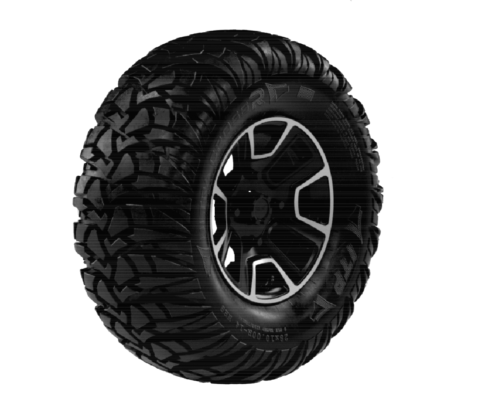 ITP Ultracross Tire and/or Aluminum Wheel