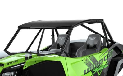 Textron Off Road Black Aluminum Roof for Wildcat XX