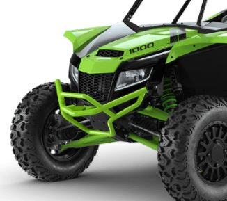 Arctic Cat/Textron Off Road Front Bumper for Wildcat XX