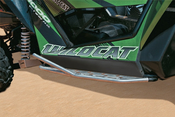 Arctic Cat Aluminum Side Rails
