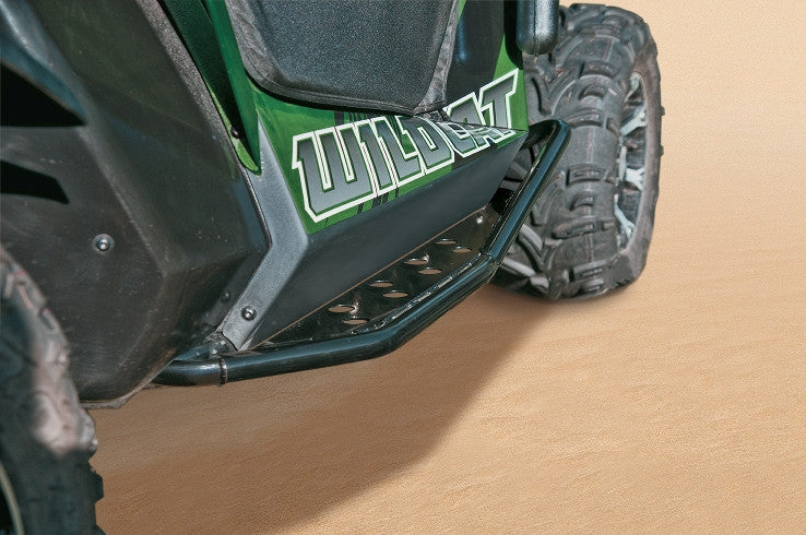 Arctic Cat Wildcat Steel Step Rails With Flush Mount