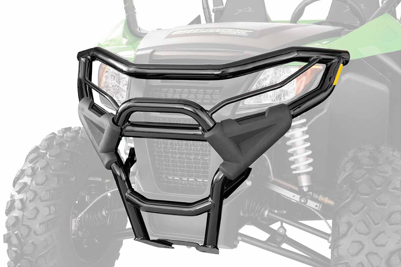 Trail / Sport Steel Front Deluxe Bumper by Arctic Cat