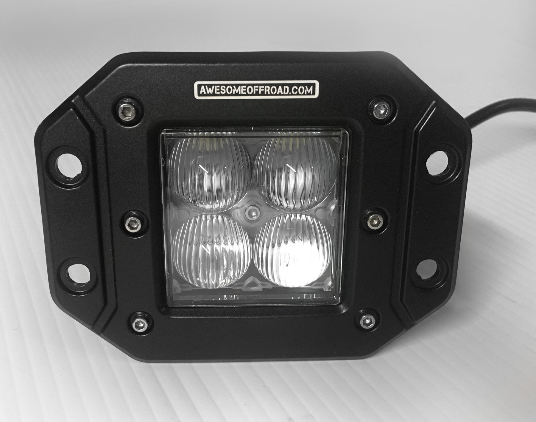 Flush Mount Pod LED Flood by AWESOMEOFFROAD