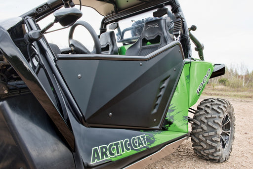 Aluminum Doors Kit Wildcat / Wildcat 4 (Front)