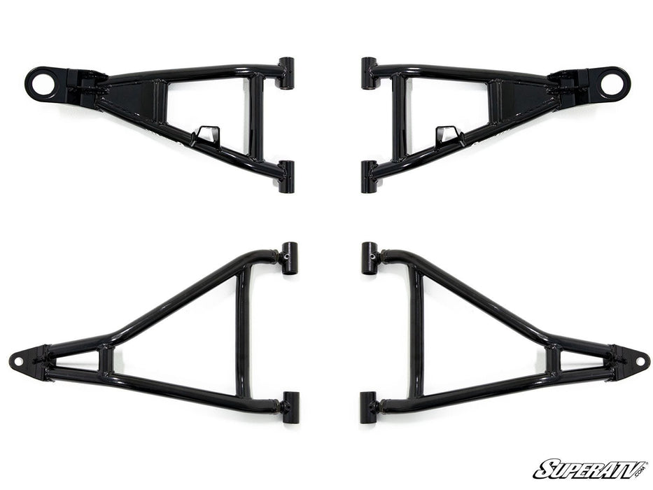 "Kawasaki Teryx KRX 1000 High Clearance 1.5"" Forward Offset A-Arms by Super ATV"