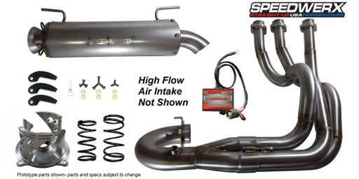 Speedwerx Stage 2 Exterminator Kit for Wildcat XX