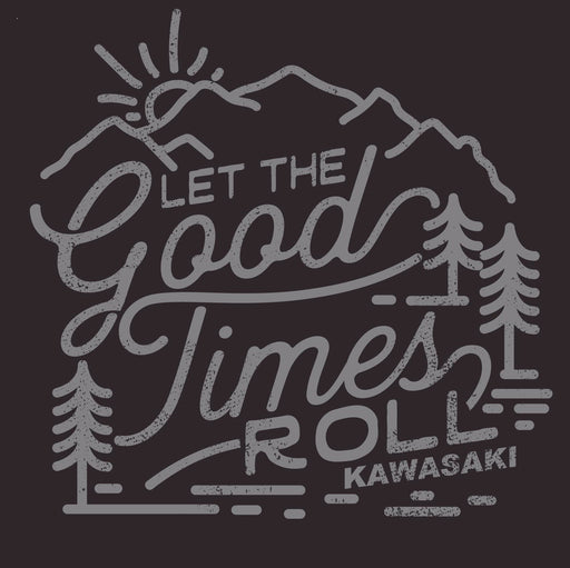 MLS Kawasaki Let the Good Times Roll Tshirt
