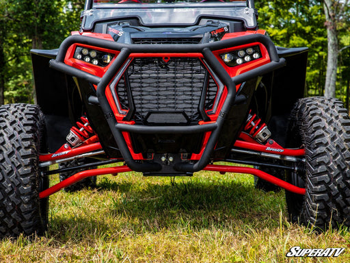 "Polaris RZR Turbo S High Clearance 1.5"" Offset A Arms by Super ATV"