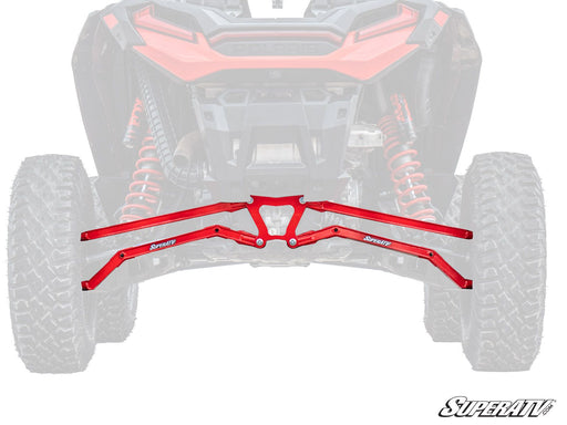 Polaris RZR XP Turbo S Boxed High Clearance Radius Arms by Super ATV