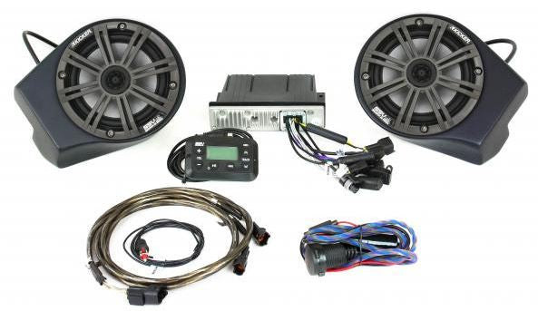 Textron Off Road KICKER SSV WORKS AUDIO SYSTEM Stage 1 for Wildcat XX
