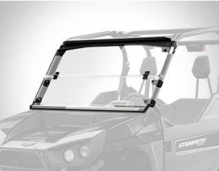 Textron Off Road Split Windshield Stampede & Havoc X