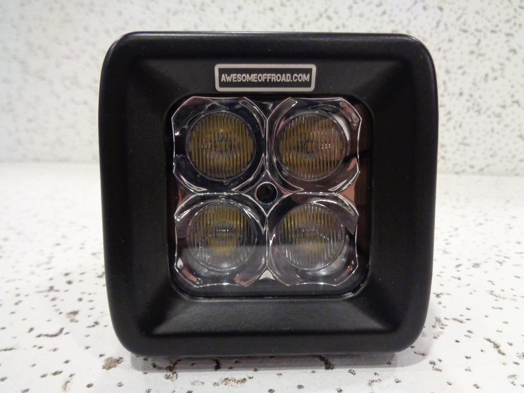 "Cube 2""x 2"" LED Flood by AWESOMEOFFROAD"