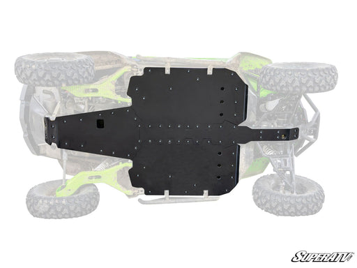 Textron Off Road Wildcat XX Full Skid Plate by Super ATV