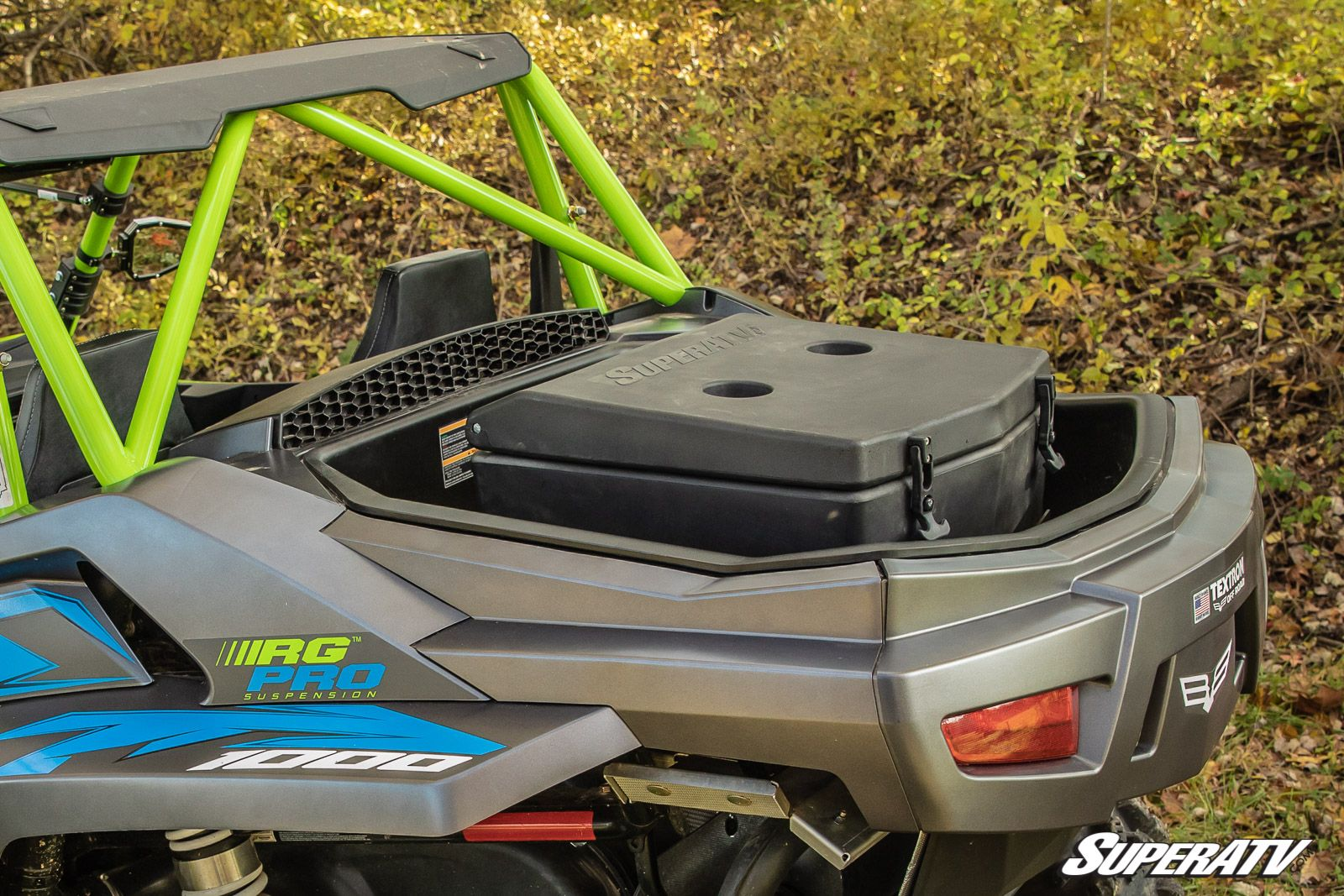 Textron Off Road Wildcat XX Insulated Cargo Box by Super ATV
