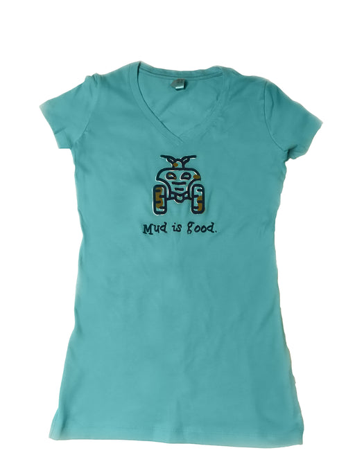 MLS Mud is Good Ladies Tshirt