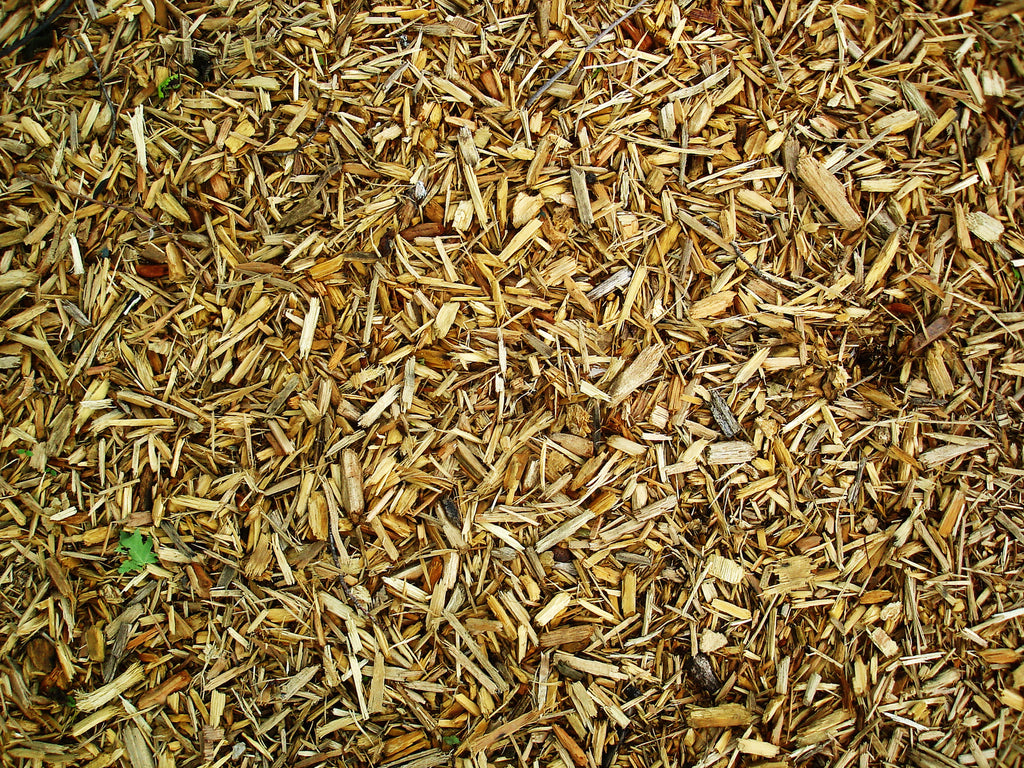 Wood Chips for Underneath Your Cedar Playhouse