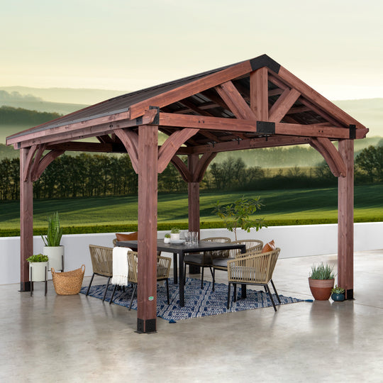 12x12 Arlington Gazebo #main