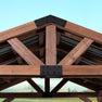 12x10 Arlington Gazebo Gable