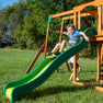 Monticello Wooden Swing Set