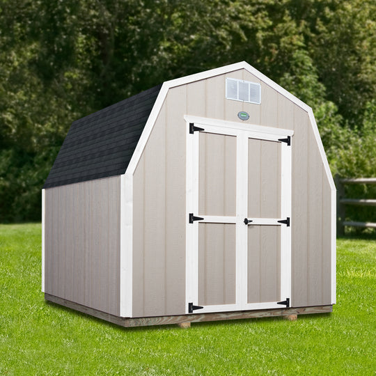 Backyard Discovery Ready Shed Gambrel 8 By 8 Foot #main