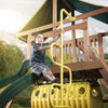 Backyard Discovery Playsets - Rockin' Adventure Wooden Swing Set