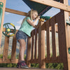 Backyard Discovery Playsets - Mountain Range Wooden Swing Set
