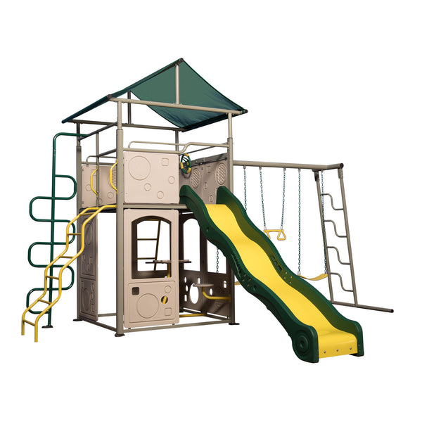 Backyard Discovery Playsets - Power Tower Metal Swing Set#features