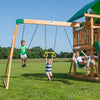 Backyard Discovery - Mount McKinley Swing Set