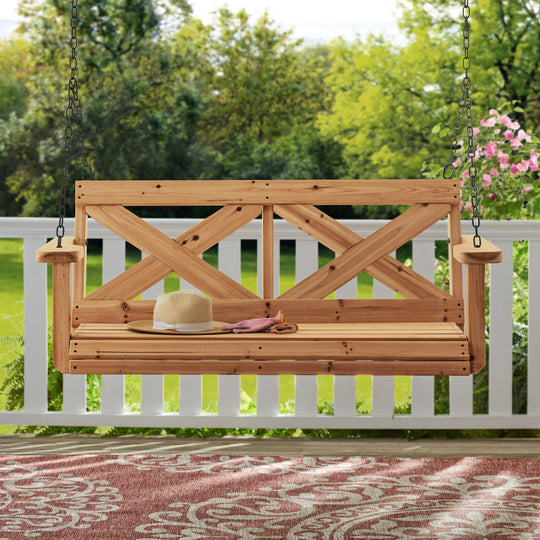 Farmhouse Porch Swing#main