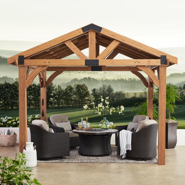 12 x 10 Brookdale Gazebo