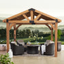 12 x 10 Brookdale Gazebo#main