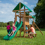 Belmont Wooden Swing Set Slide