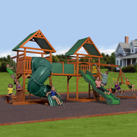 Backyard Discovery Playsets - Grand Towers #main