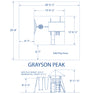 Grayson Peak Diagram