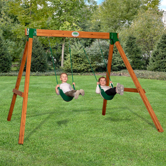 Heavy Duty Durango Swing Set #main