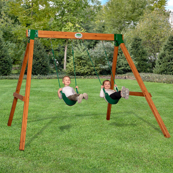 Heavy-Duty Durango Swing Set