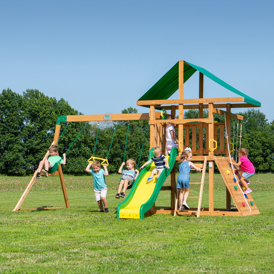 Mount McKinley Swing Set #main