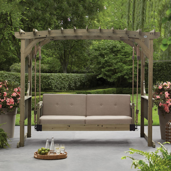 Hanging Lounger - Arched Roof