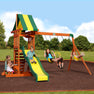 Backyard Discovery Playsets - Prestige Wooden Swing Set#main