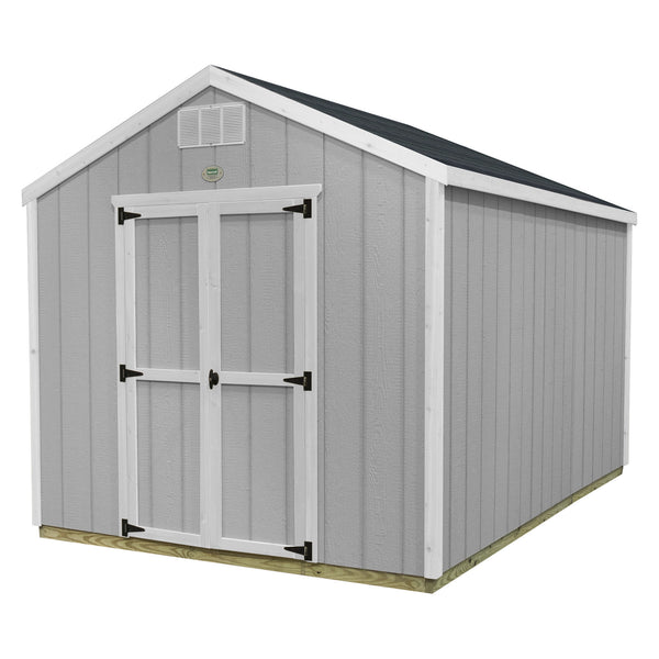 Backyard Discovery Ready Shed Peak 8 by 8 foot #features