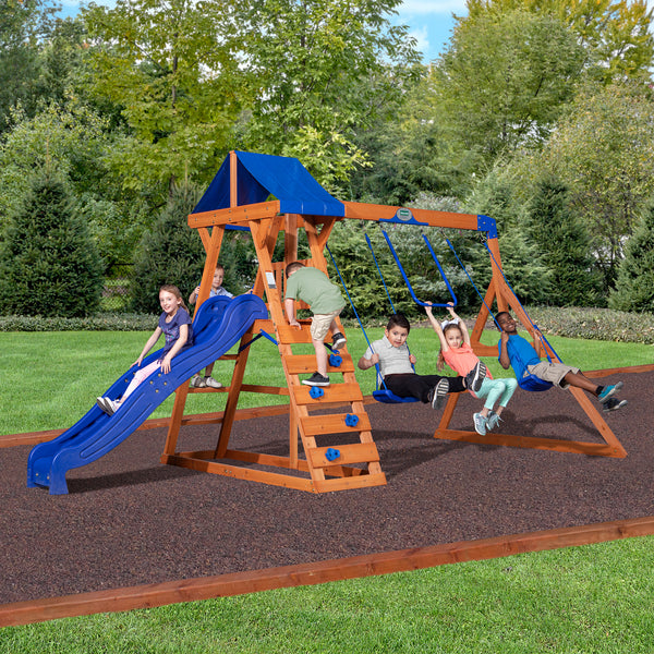 Wooden Swing Sets Playsets By Backyard Discovery