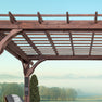 Somervielle 14x10 Pergola Roof