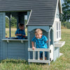 Backyard Discovery - Spring Cottage Wooden Playhouse