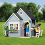 Backyard Discovery - Spring Cottage Wooden Playhouse #main