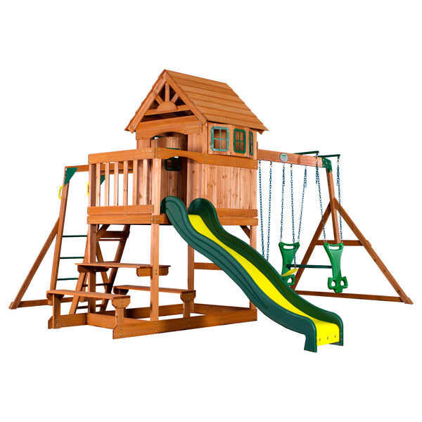 little tikes clubhouse swing set assembly instructions