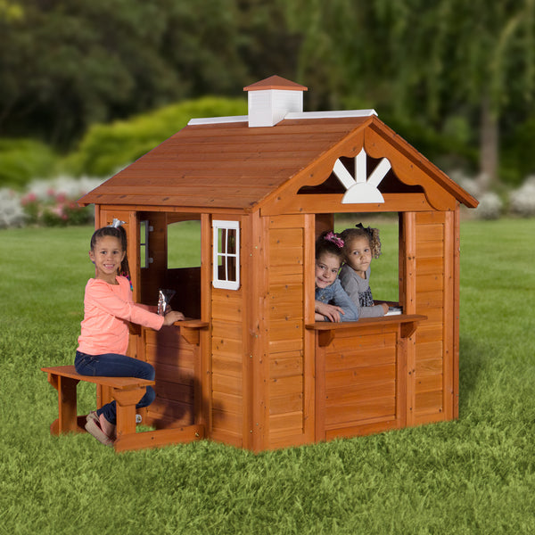 Summer Cottage Playhouse - Playhouses