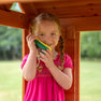 Wooden Playhouses - Timberlake Playhouse